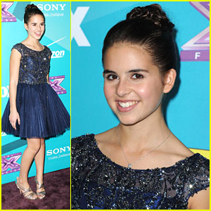 Carly Rose Sonenclar: 'X Factor' Finalist Party