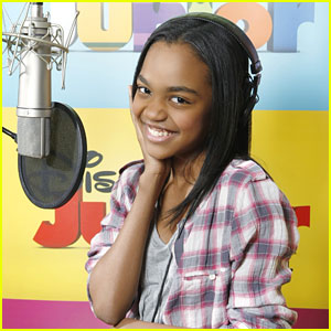 China Anne McClain To 'Sing Her Face Off'