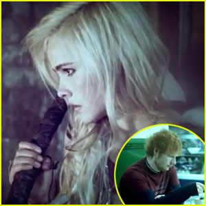 Ed Sheeran: 'Give Me Love' Video - WATCH NOW