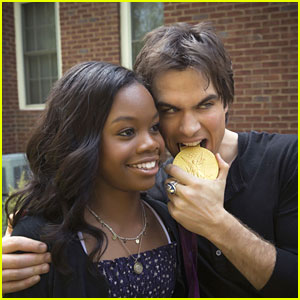 Ian Somerhalder Takes Bite Out of Gabby Douglas' Gold Medal!