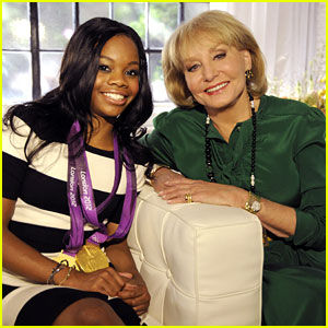 Gabrielle Douglas is 'Fascinating'; Launches Leotard Collection