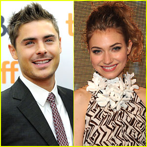 Imogen Poots Joins Zac Efron in 'Are We Officially Dating?'