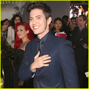 Jackson Rathbone: 'The Twilight Saga: Breaking Dawn Part 2' Premiere
