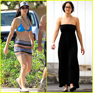 Jennifer Lawrence: Holiday in Hawaii!