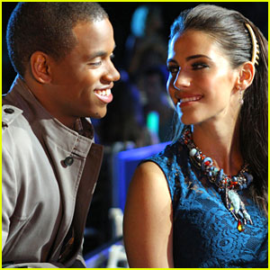 Jessica Lowndes &#038; Tristan Wilds Have '99 Problems' on '90210'