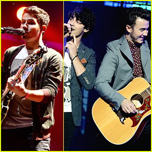 Jonas Brothers: Pantages Concert Night #1!