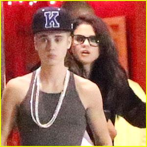 Justin Bieber & Selena Gomez: Yamato Pit Stop!