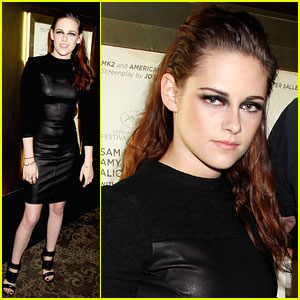 Kristen Stewart: 'On The Road' Screening in NYC!