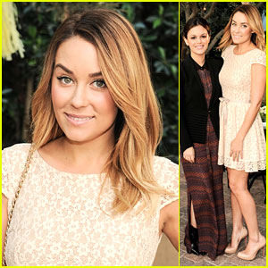 Lauren Conrad Celebrates ShoeMint