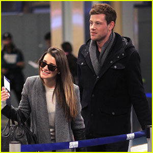 Lea Michele & Cory Monteith: Weekend in Whistler