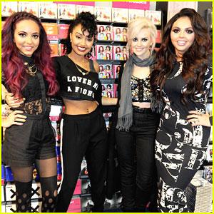 Little Mix: 'DNA' Album Signing at HMV