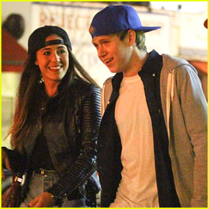 Niall Horan: Date Night with Amy Green
