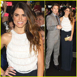Nikki Reed & Jackson Rathbone: 'Breaking Dawn' Premiere in Norway!
