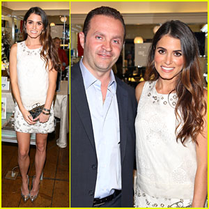 Nikki Reed: 'Mattlin Era' Launch Party!