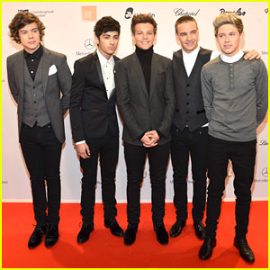 One Direction WIN at Bambi Awards 2012