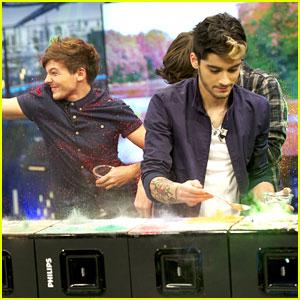 One Direction: 'El Hormiguero' Hunks