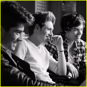 One Direction: 'Little Things' Video - WATCH NOW!