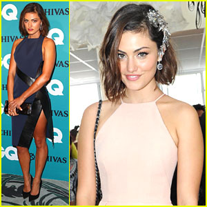 Phoebe Tonkin: GQ Men of the Year Awards 2012