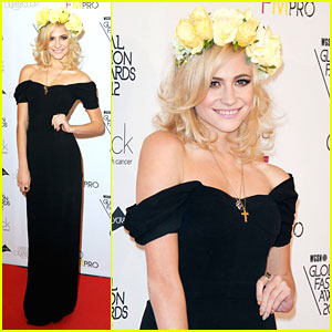 Pixie Lott - WGSN Global Fashion Awards 2012