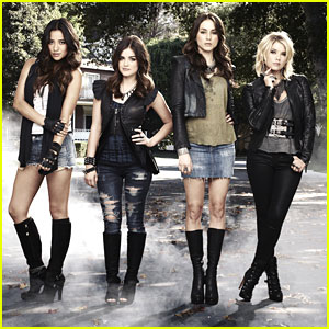 New 'Pretty Little Liar's Gallery Pics!