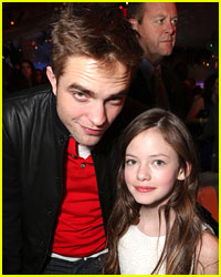 Robert Pattinson: 'Breaking Dawn' After Party Pics!