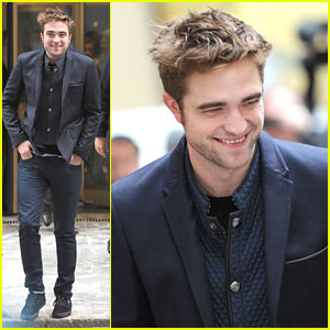 Robert Pattinson: 'RPattz Sounds Like An Antacid'