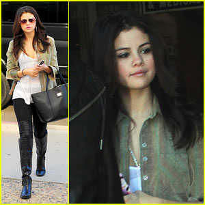 Selena Gomez: Hospital Visit After AMAs with Justin Bieber