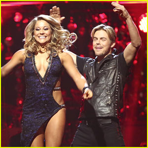 Shawn Johnson & Derek Hough: 'Dancing With The Stars: All-Stars' Finalists!!!