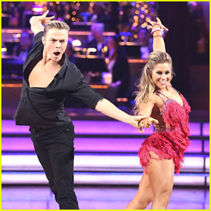 Shawn Johnson & Derek Hough: 'Dancing With The Stars: All-Stars' Runners Up!