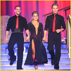 Shawn Johnson: Perfect Score for Paso/Tango Fusion on 'Dancing With The Stars'!