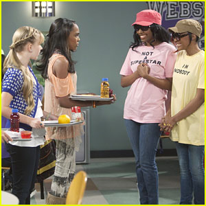 Lauryn & Sierra McClain Guest Star on 'ANT Farm' with China Anne!