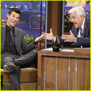 Taylor Lautner: 'There's a Twist' at End of 'Breaking Dawn Part 2'