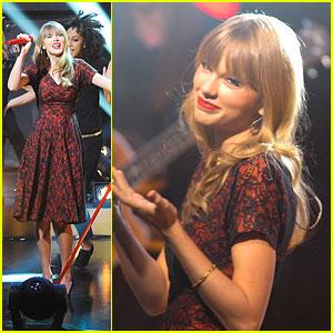 Taylor Swift: 'Skavlan' Singer
