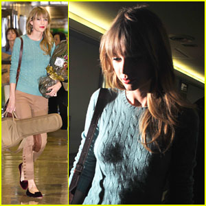 Taylor Swift: Touch Down in Tokyo