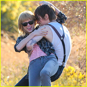 Taylor Swift Causes More 'Trouble' with Reeve Carney