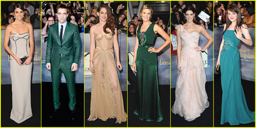'Breaking Dawn Part 2' Premiere Best Dressed Poll!