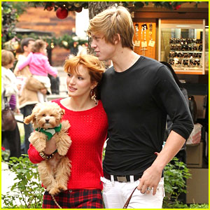Bella Thorne & Tristan Klier: All-Americana Shopping Sweeties