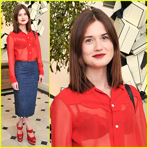 Bonnie Wright: Jo Malone's Thoroughly Proper Party