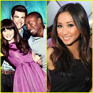 Brenda Song: 'New Girl' Guest Star!