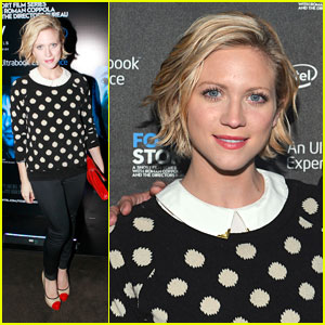 Brittany Snow: 'Four Stories' Premiere