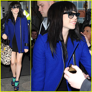 Carly Rae Jepsen: BBC Radio One Visit!