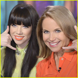 Carly Rae Jepsen: Two Grammy Nominations!