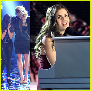 Carly Rose Sonenclar: X Factor USA Finalist!