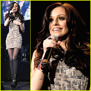 Cher Lloyd: Hot 99.5's Jingle Ball in Washington, D.C.