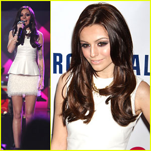 Cher Lloyd: Z100's Jingle Ball 2012
