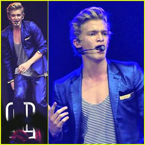 Cody Simpson Debuts 'Super Beach Kids' -- Listen Now!