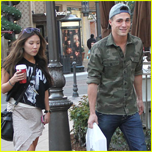 Colton Haynes: Grove Shopping with Ally Maki