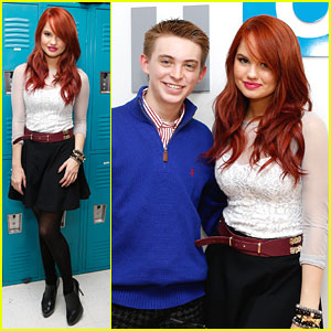 Debby Ryan & Dylan Riley Snyder: Wii U Showdown!