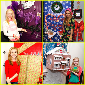 Disney Channel Stars Show Off Door Decorations!