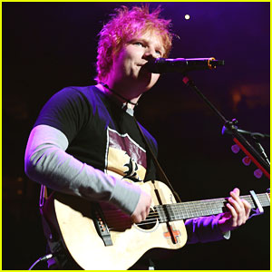 Ed Sheeran: Song Of the Year Grammy Nomination!